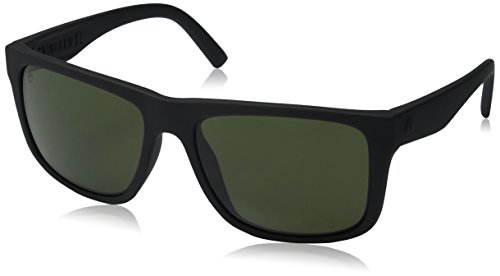 Matte Blast (Electric Visual Swingarm XL Matte Black/OHM Grey Sunglasses)
