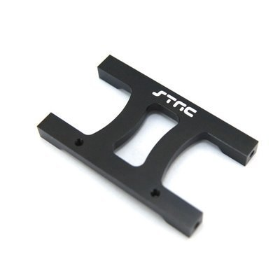 ST Racing STA80026HBlack Aluminum Heavy Duty Center H Chassis Brace for SCX10