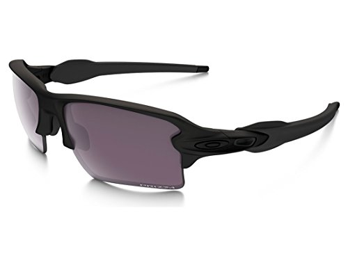 Oakley SI Flak 2.0 XL Polarized Sunglasses Matte Black Frame/Prizm Daily - Oakley Si Prizm