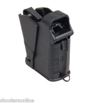 Up-LULA Heckler & Koch H&K HK Speed Mag Loader - 9 mm to 45 ACP Maglula Uplula HandGun Speed Magazine Loader. Loads all* 9mm Luger, 10mm, .357 Sig, 10mm, .40, and .45ACP cal
