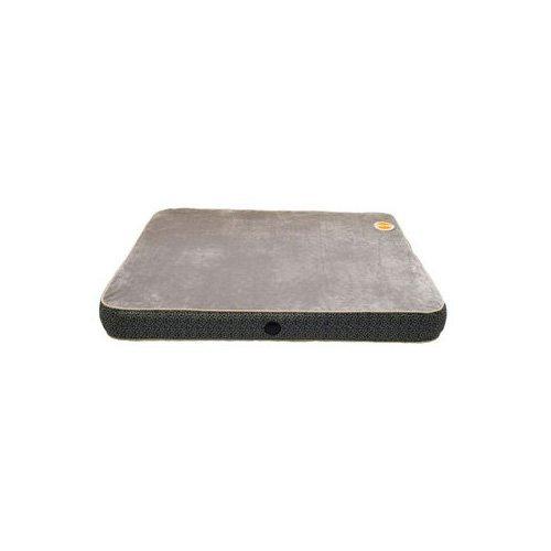 KH Mfg Superior Orthopedic Bed Small Gray
