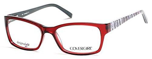 Cover Girl CG0453 Eyeglasses 55 069 Shiny - Covergirl Eyewear