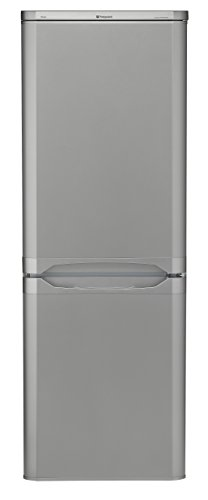 Hotpoint First Edition NRFAA50S Free Standing Fridge Freezer - Silver