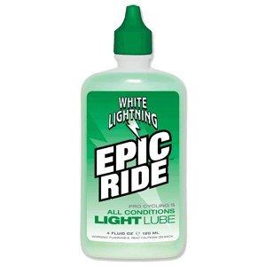 White Lightning EPIC RIDE lubricante todas las condiciones de luz 4 ...