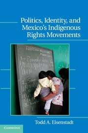 Politics, Identity, and Mexico's Indigenous Rights Movements (Cambridge Studies in Contentious Politics) ebook