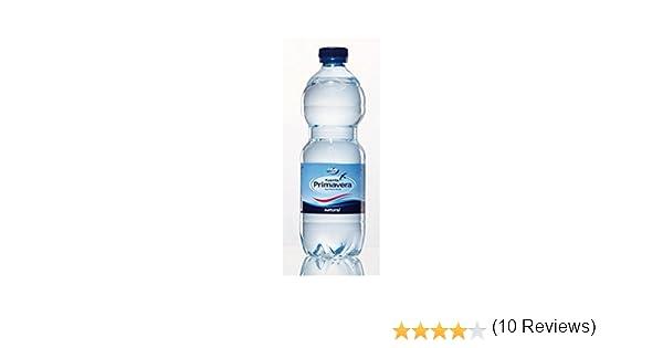 Agua Mineral Fuente Primavera 0.50L (Incluido Suplemento porte 0.12): Amazon.es: Hogar