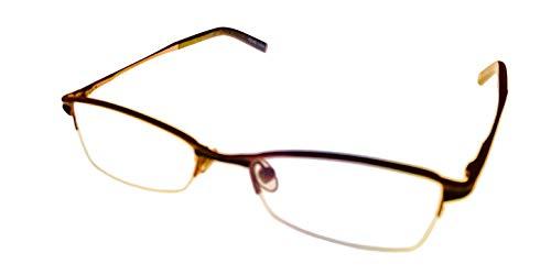 Jones New York J434 Eyeglasses Brown/Emerald