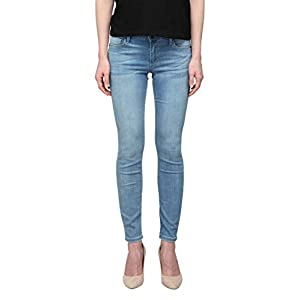 Allée Jeans Premium Skinny Jeans for Women – 5-Pocket Stretch Skinny Fit Jeans