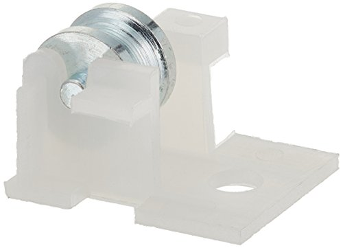 (Slide-Co 171699 Sliding Window Roller Assembly, 7/16-Inch Steel Center Groove Wheel,(Pack of 2))