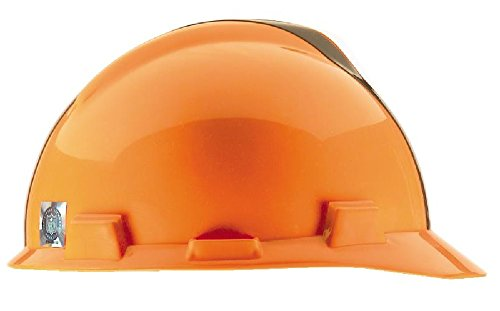 MSA 818391 NFL V-Gard Protective Cap, Cleveland Browns (Cleveland Browns Lighting)