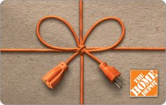 Amazon.com: The Home Depot Bow Gift Card: Health & Personal Care