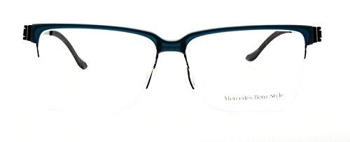 mercedez-benz-eyeglasses-m-6040-b-semi-rimless-framesize55-13-140