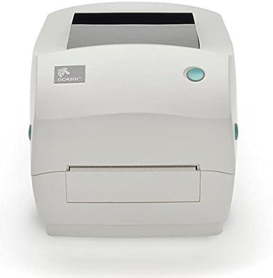 Zebra GC420t - Impresora de Etiquetas (Térmica Directa ...