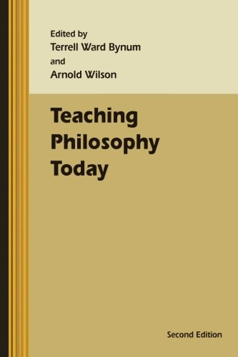 Download Teaching Philosophy Today PDF