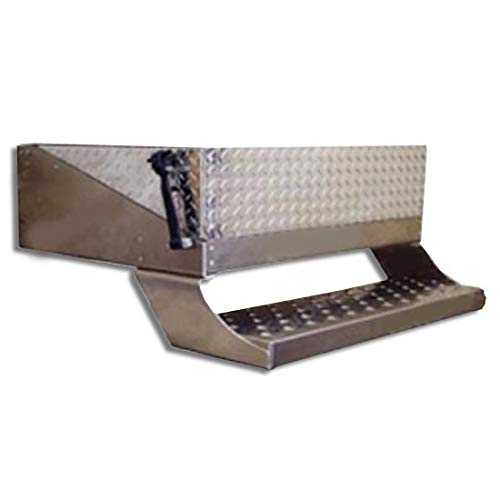 Freightliner Classic Battery Box Cover Diamond Plate 31 Inch