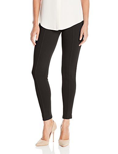 No Nonsense Women's Twill Leggings, Black X-Large