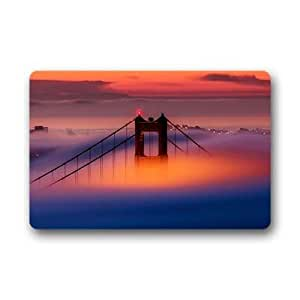 "needyou puente Golden Gate de Felpudo para interiores Casa 18 ""x 30"""