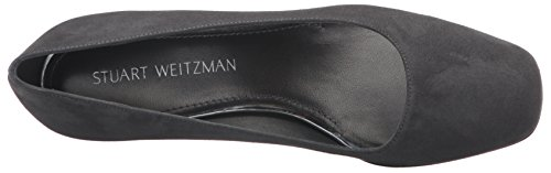 Stuart Weitzman Womens Marymid Dress Pump Slate