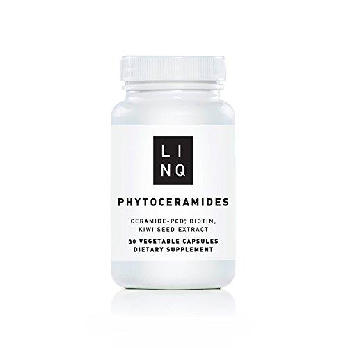Phytoceramides Capsules Gluten réduit la prolongation de la vie des Phytoceramides gratuit Anti-Aging, prime de 40 mg, 30 Capsules - puissant anti-âge formule hydrate la peau, les rides de la peau vitamines A, C, D, E