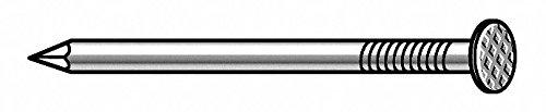 Steel Sinker Nail, 16d Size, 9 Gauge, 3-1/4'' Length by GRAINGER APPROVED