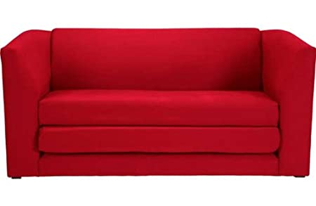 molly sofa bed red amazon co uk kitchen home rh amazon co uk Convertible Sofa Bed Sofa Beds for Small Spaces