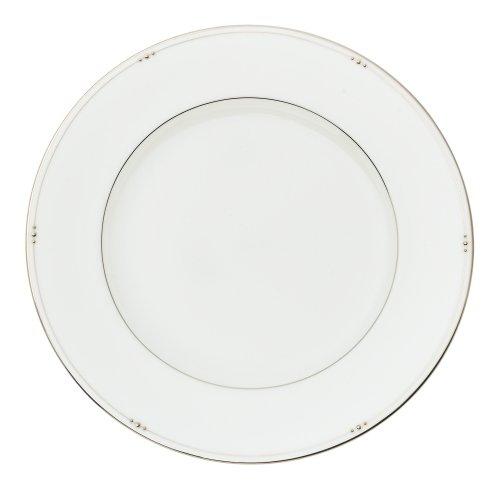 Royal Doulton Platinum Dinnerware - Royal Doulton Precious Platinum 10-3/4-Inch Dinner Plate