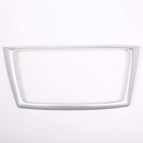 Voor Mercedes Benz GL GLE GLS ML Klasse, ABS Chrome Center Console Frame Trim Auto-accessoires