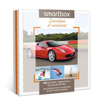 smartbox coffret cadeau sensations et aventures 1820 activit s conduite de gt ferrari. Black Bedroom Furniture Sets. Home Design Ideas