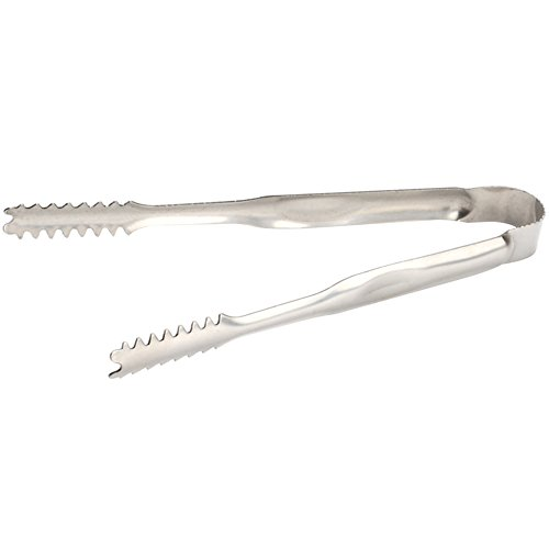 Sterling Ice Tongs - RoseSummer Stainless Steel Ice Clamp Tongs Food Tong