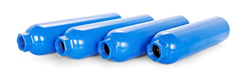 - Camco 4 Pack 40042 TastePURE Inline Filter, Greatly Reduces Bad Taste, Odors, Chlorine and Sediment in Drinking Water (Pack of 4)