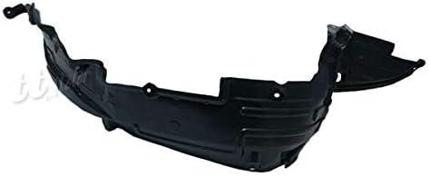 KA Depot for 2002 2003 2004 2005 2006 Altima Fender Liner Inner Panel Splash Guard Shield Passenger RH Right Front 638428J000 NI1251113