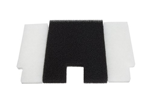 LTWHOME Combo Pack of Coarse Foam / Poly Pad New Designed Material Fit For Pondmaster Danner 190 - 12195 (Pack of 1 set) Coarse Poly Filter Pad