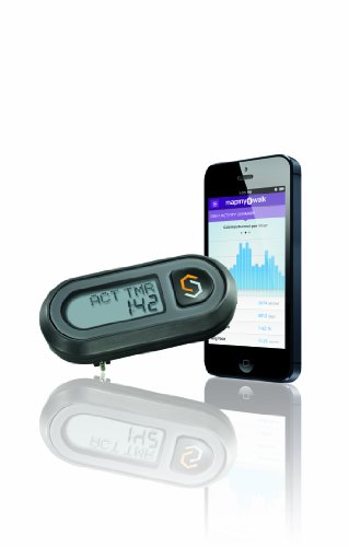 SYNC Elite Activity Tracker-Captures Your Daily Fat and Calories Burned, Steps Taken, Distance Traveled and Activity Time