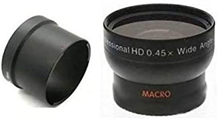 Canon Powershot G-11 Wide Lens for Canon Powershot G10 Canon Powershot G11 Canon Powershot G12 Canon Powershot G-12
