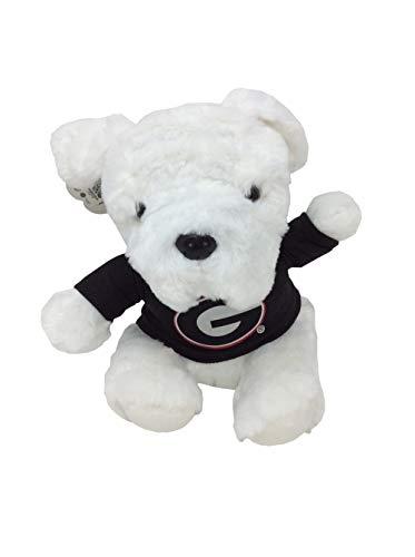 Mascot Factory NCAA Georgia Bulldogs Pudgies with T-Shirt-Bulldog-Black