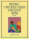 Helping Children Learn Language Arts, Finn, Patrick J., 0801300495