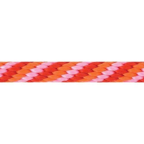 Image of Mendota Dog Products Snap Leash, 1/2-Inch by 6-Feet, Twist Taffy