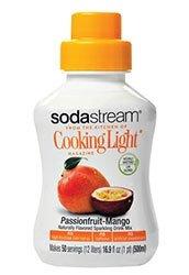440b1da772d9 Amazon.com : Sodastream Cooking Light Passionfruit-Mango Soda Mix ...