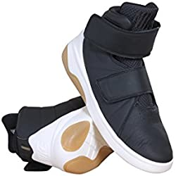 840106-002 GRADE SCHOOL NIKE MARXMAN PRM (GS) NIKE BLACK GUM LIGHT