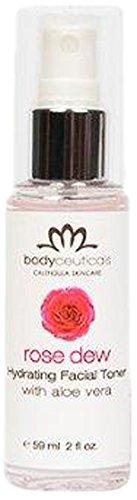 Orange Facial Blossom Cream (BodyCeuticals Hydrating Facial Spray, Rose/Aloe, 2.25 Fluid Ounce)