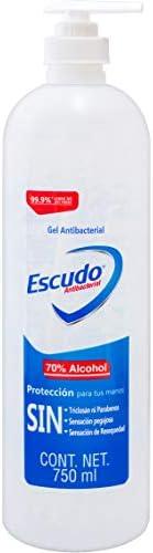 Gel Antibacterial Escudo 750ml