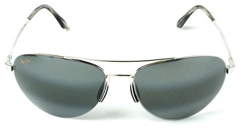Maui Jim HS264-16 MAVERICKS Gold Frame / Polarized HCL BRONZE - Maui Discount Jim