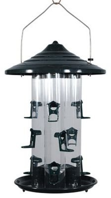 Akerue Industries Triple Tube Bird Seed Feeder
