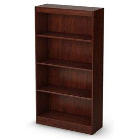 Amazon Com Chooseandbuy Four Shelf Eco Friendly Bookcase In
