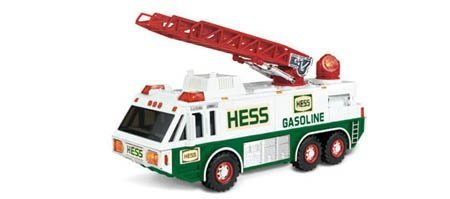 Used, HESS 1996 Emergency Ladder Fire Truck Toy Trucks for sale  Delivered anywhere in USA