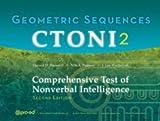 Sammons Preston CTONI-2 Sequences Picture Book