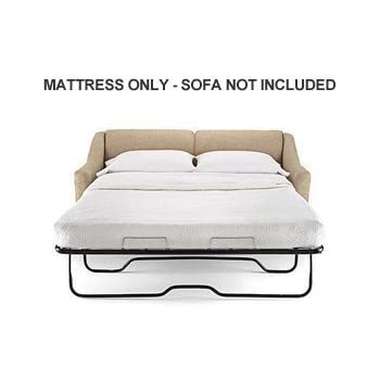Lifetime Sleep Products Sofa Sleeper Replacement Memory Foam Mattress, Queen