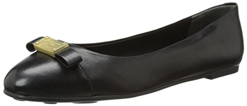 by Flat Black Ballet Plate Marc Jacobs Women's Marc Bow 0aOZd