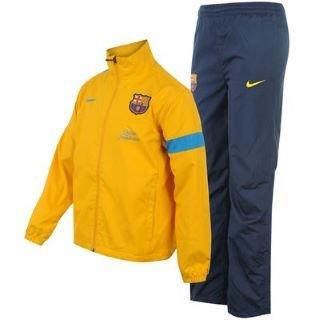 Nike F.C. Barcelona - Chándal de entrenamiento para niño c3412c13725fa