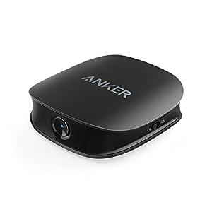 Anker Soundsync (トランスミッター & レシーバー 2-in-1 Bluetooth 5.0)【 AUX, RCA, 光デジタル接続 対応】